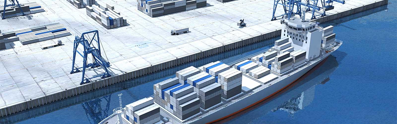 Ballastwasser auf Schiffen im internationalen Verkehr soll frei von Verschmutzungen sein - Tecmotion visualisiert eine Lösung von KSB