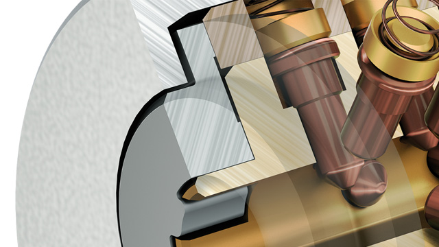 tecmotion - CAD-Visualisierung, Ausschnitt aus einem Projekt