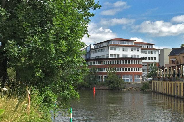 tecmotion - ehemaliger Unternehmenssitz in der Ankerstraße