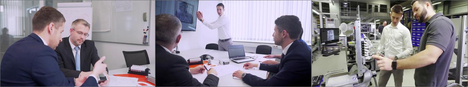 tecmotion - Ausschnitte aus einem Marketingfilm für AVENTICS