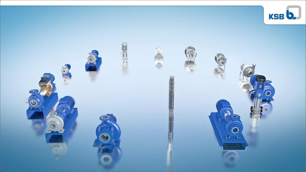 tecmotion - 3D-Produktanimation Hygienepumpen von KSB, Abb. 04
